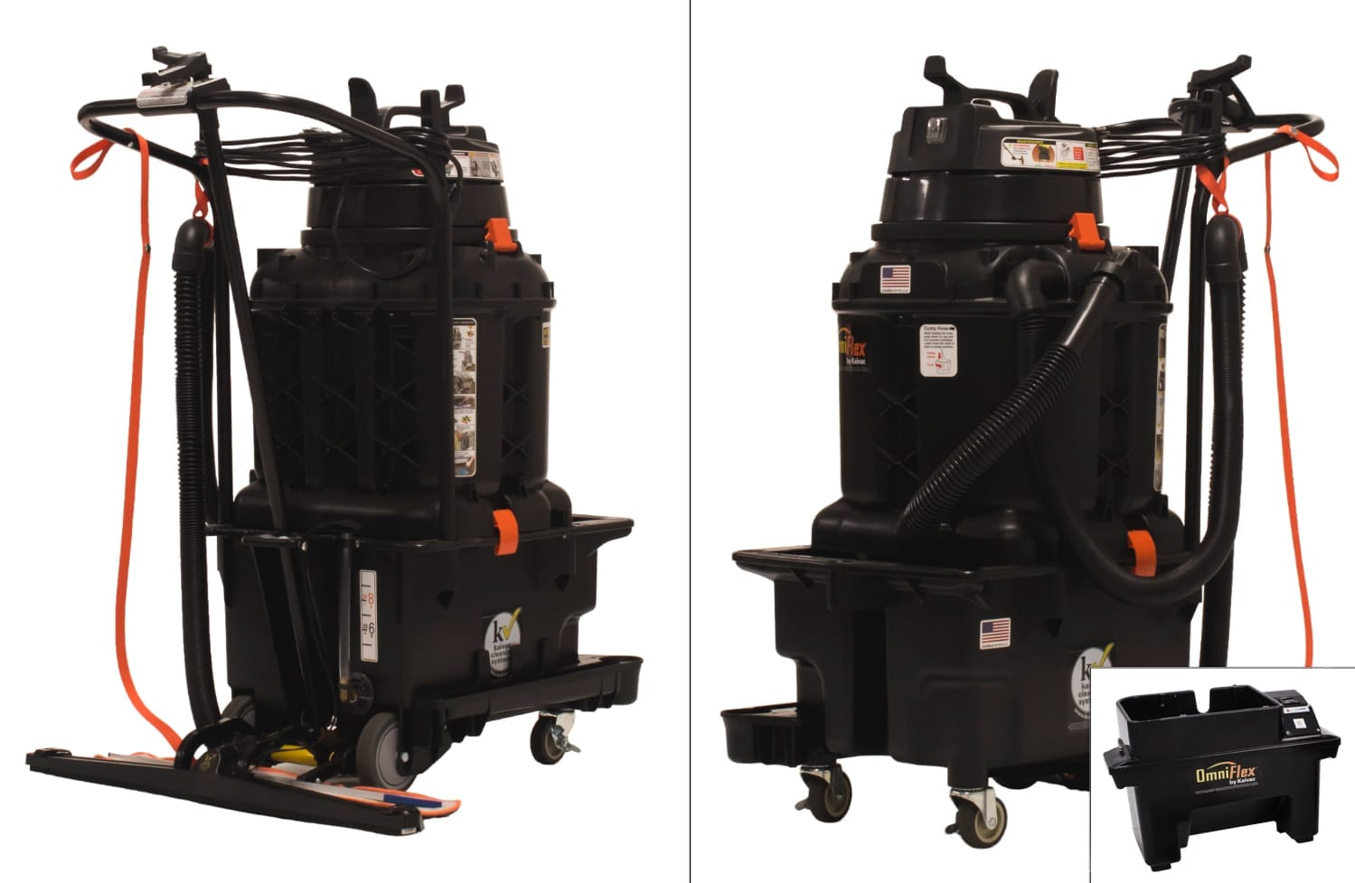 Omniflex Autovac Kaivac Cleaning Systems