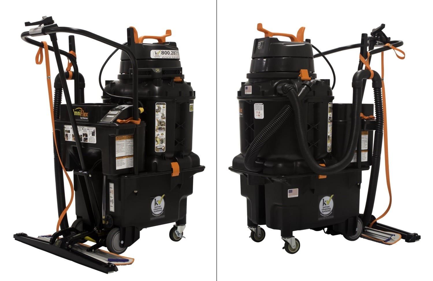 AUTOVAC BATT incl chargr;vac mtr, pads, acc. tool