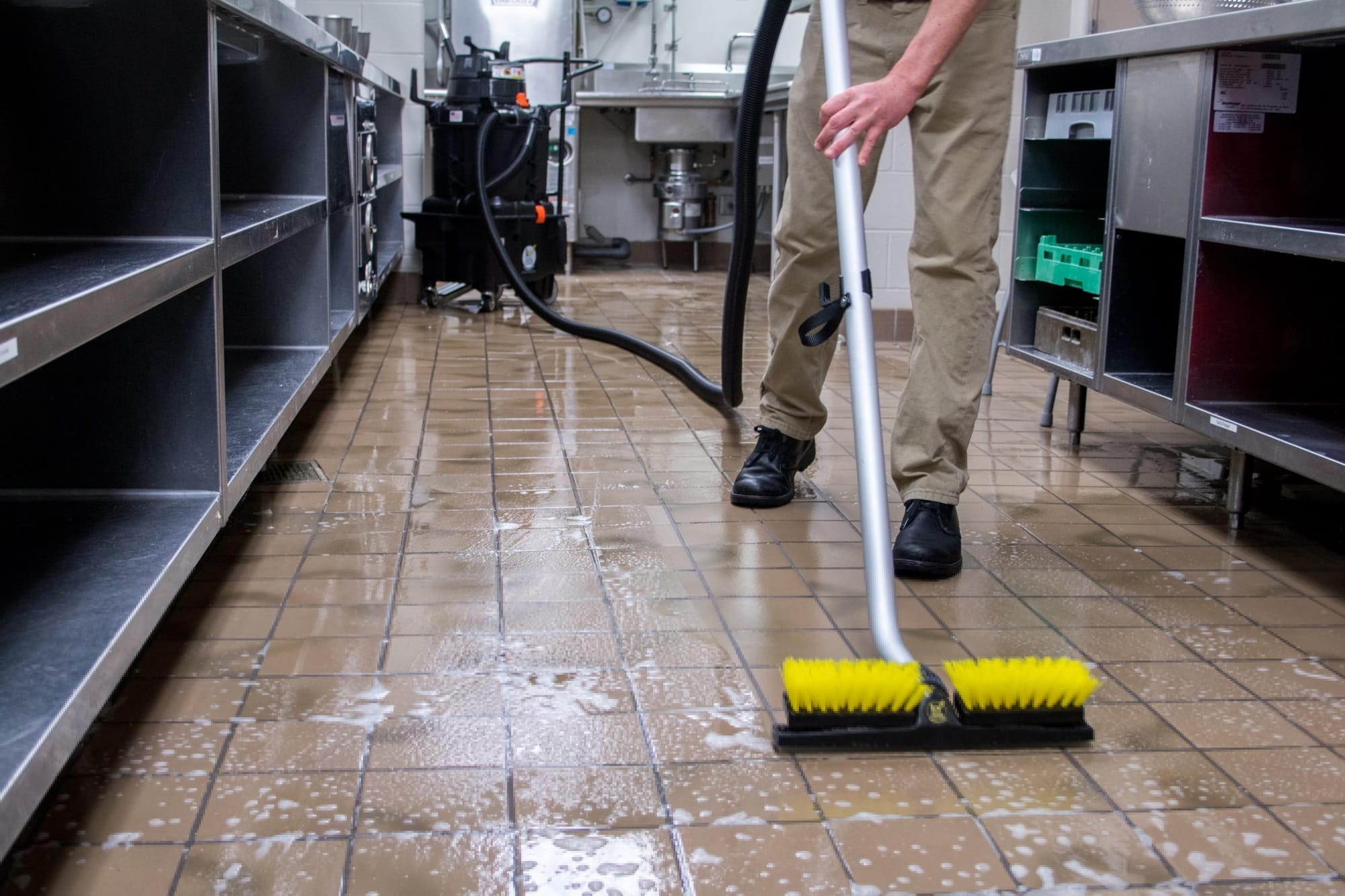 Kaivac cleaning systems don 39 t just clean it kaivac it for Floor cleaning