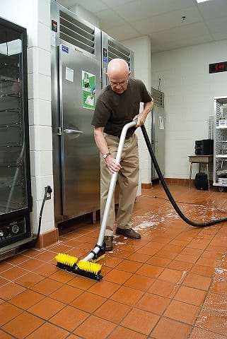 commercial kitchen cleaning alternatives that are healthier and