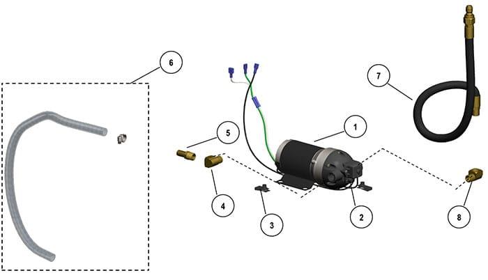 Omniflex Pumpbox Assembly Parts Listings Amp Diagram