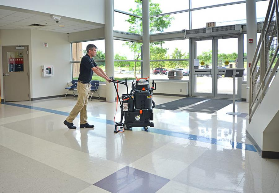 The Best Way to Clean Large, Hard-Surface Floors