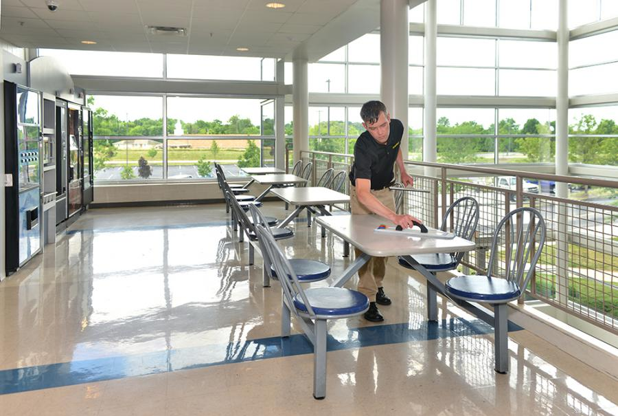 The Clean Connection: Reducing School Absenteeism