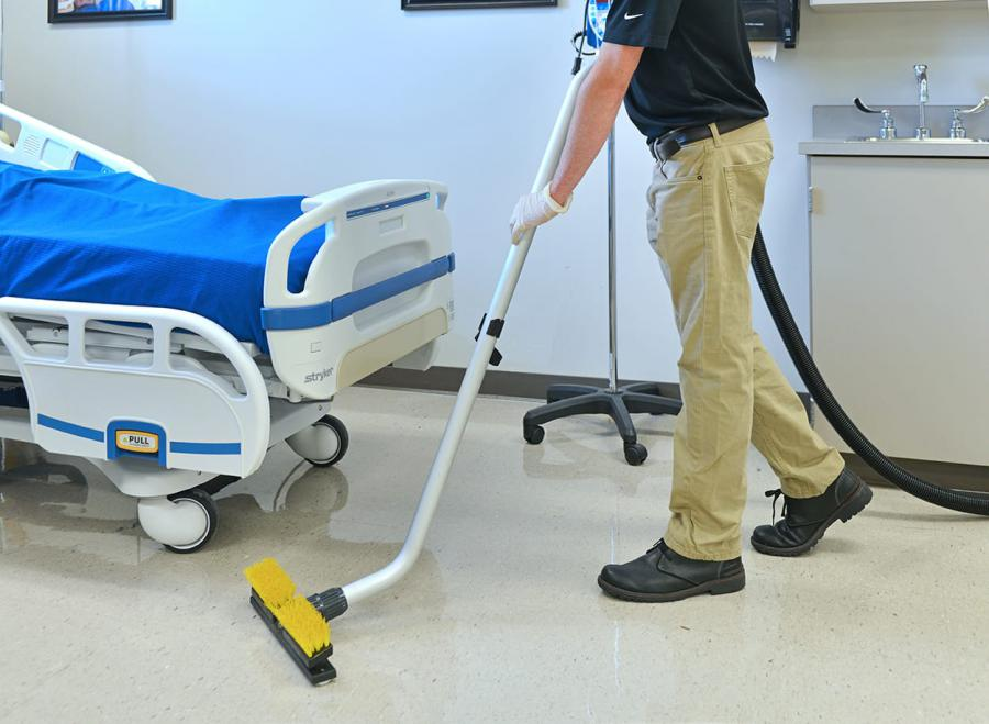 Healthcare Cleaning Best Practices