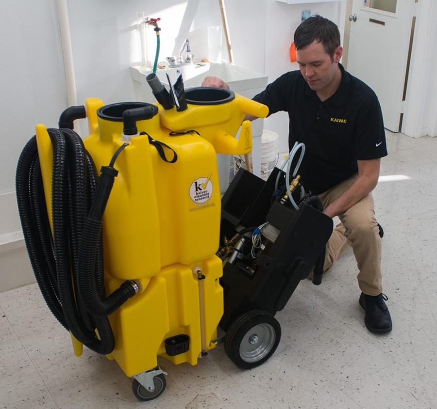 Kaivac Cleaning Equipment Maintenance Tips
