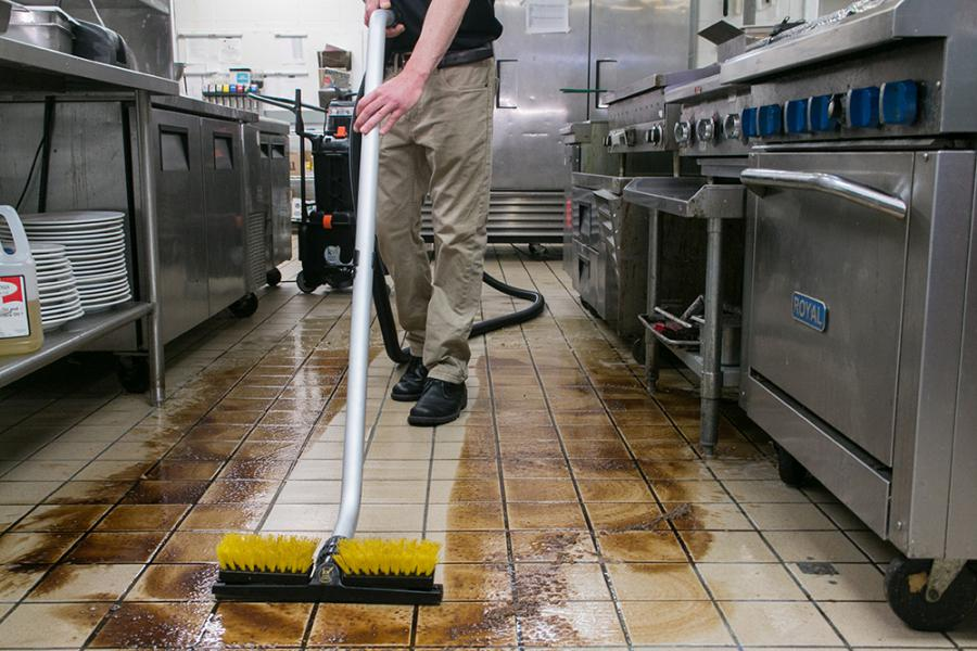 Preventing Slip-and-Fall Accidents in Commercial Kitchens