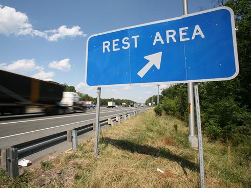Kết quả hình ảnh cho rest stop