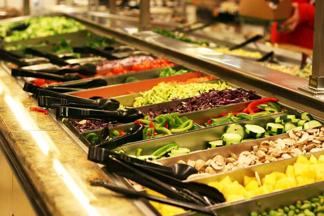Grocery Store Cleanliness Why Salad Bars And Hot Food Bars Need
